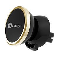 Магнитный автомобильный держатель для смартфона Biaze С22