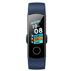 Фитнес-браслет Honor Band 4 с цветным 0,95 дюймовым AMOLED экраном (Синий)