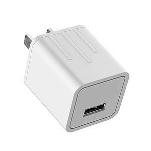 Универсальное сетевое зарядное устройство Rock 5V/1A RWX0229 (GS-50100A) (Белое)