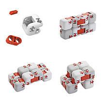 Іграшка Конструктор-антистрес Xiaomi Bunny Fingertips Blocks ZJM01IQI (іграшка, кубик, конструктор), фото 2