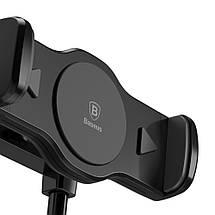 Тримач для телефону/планшета Baseus Necklace Lazy Bracket SUJG-LR01 (Чорний), фото 3