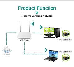 Mini Wifi Adapter 802.11 N Edup EP-N8553 150 Мбіт/с, фото 3