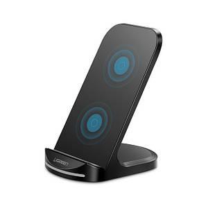 Бездротове зарядний пристрій Ugreen Qi Desktop Wireless Charging ED025 (Чорне)