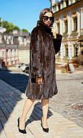 Шуба норковая, натуральная, Халат. Классика. Модель 20029746573, фото 1