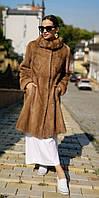 Шуба норковая Модель 201201990, фото 1