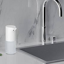 Безконтактний дозатор для мила (диспенсер) Xiaomi Mijia Automatic Induction Soap Dispenser NUN4035CN (Білий), фото 2