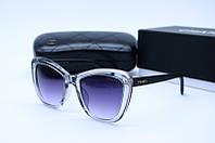 Солнцезащитные очки квадратные Ch 5392 серые, фото 1