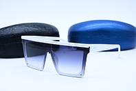 Солнцезащитные очки Dior 55408 белые, фото 1