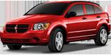 Фары передние для Dodge Caliber 2007-12