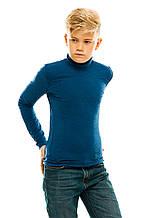 Гольф детский кашемир 028 джинс