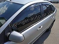 Ветровики, дефлекторы окон Ford Fokus 2004-2010 Sed/HB (ANV), фото 1