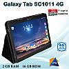 """Недорогой Планшет Galaxy Tab SC1011 4G 10.1"""" IPS 2Sim 16GB ROM GPS + Чехол-книжка + Карта 64GB"""