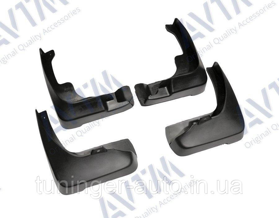 Брызговики Тoyota Camry V40 2007-2011 (полный комплект 4-шт.)