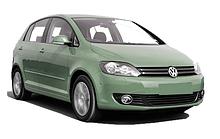 Volkswagen Golf 6 plus 09-14