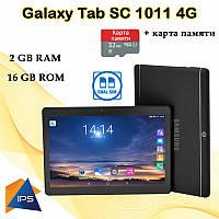 "ИГРОВОЙ Планшет Galaxy Tab SC1011 4G 10.1"" IPS 2Sim 16GB ROM GPS + Карта памяти 32GB"