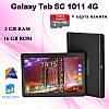 "ИГРОВОЙ Планшет Galaxy Tab SC1011 4G 10.1"" IPS 2Sim 16GB ROM GPS + Карта памяти 64GB"