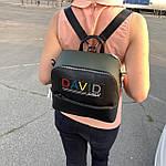 Стильный женский сумка-рюкзак David Jones (6138-3), фото 3