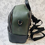 Стильный женский сумка-рюкзак David Jones (6138-3), фото 7