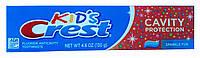 Crest Kid's зубная паста детская (130 г) Cavity