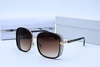 Солнцезащитные очки JC 8998 коричневые, фото 1