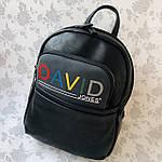 Стильный женский рюкзак David Jones (5368), фото 2