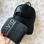 Стильный женский рюкзак David Jones (5368), фото 5