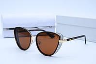Солнцезащитные очки JC 8999 коричневые, фото 1