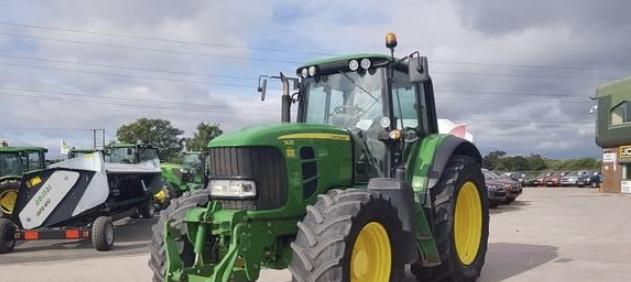 Трактор John Deere 74301, 2008 г.в.