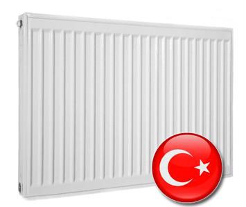 Стальной радиатор Турция 500х1200 тип 11