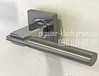 Дверные ручки Fuaro  Jazz матовый никель