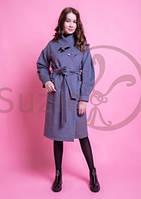 Пальто демисезонное для девочки Стейси,ТМ Suzie Размеры 146 - 164 Новинка
