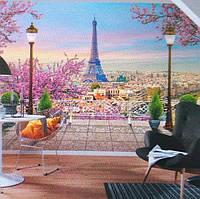 Фотообои, Париж размер 196смХ278см, 16 листов