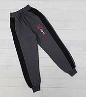 Спортивные штаны для мальчика подростка 9-12 лет (4 ед в уп) 5489612730581