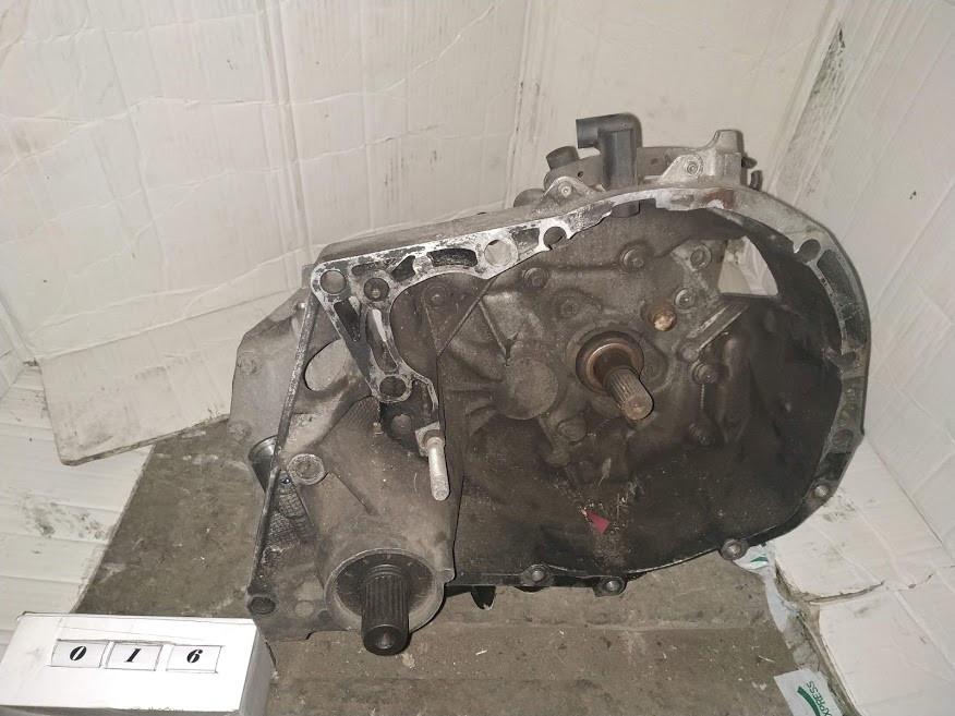 Renault Kangoo 2003-2009 Б/у кПП 1.5dci jb3980 №16