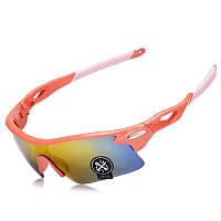 УЦІНКА! Захисні окуляри для вело і мотоспорту Silenta Sport TI8007 (передоплата)