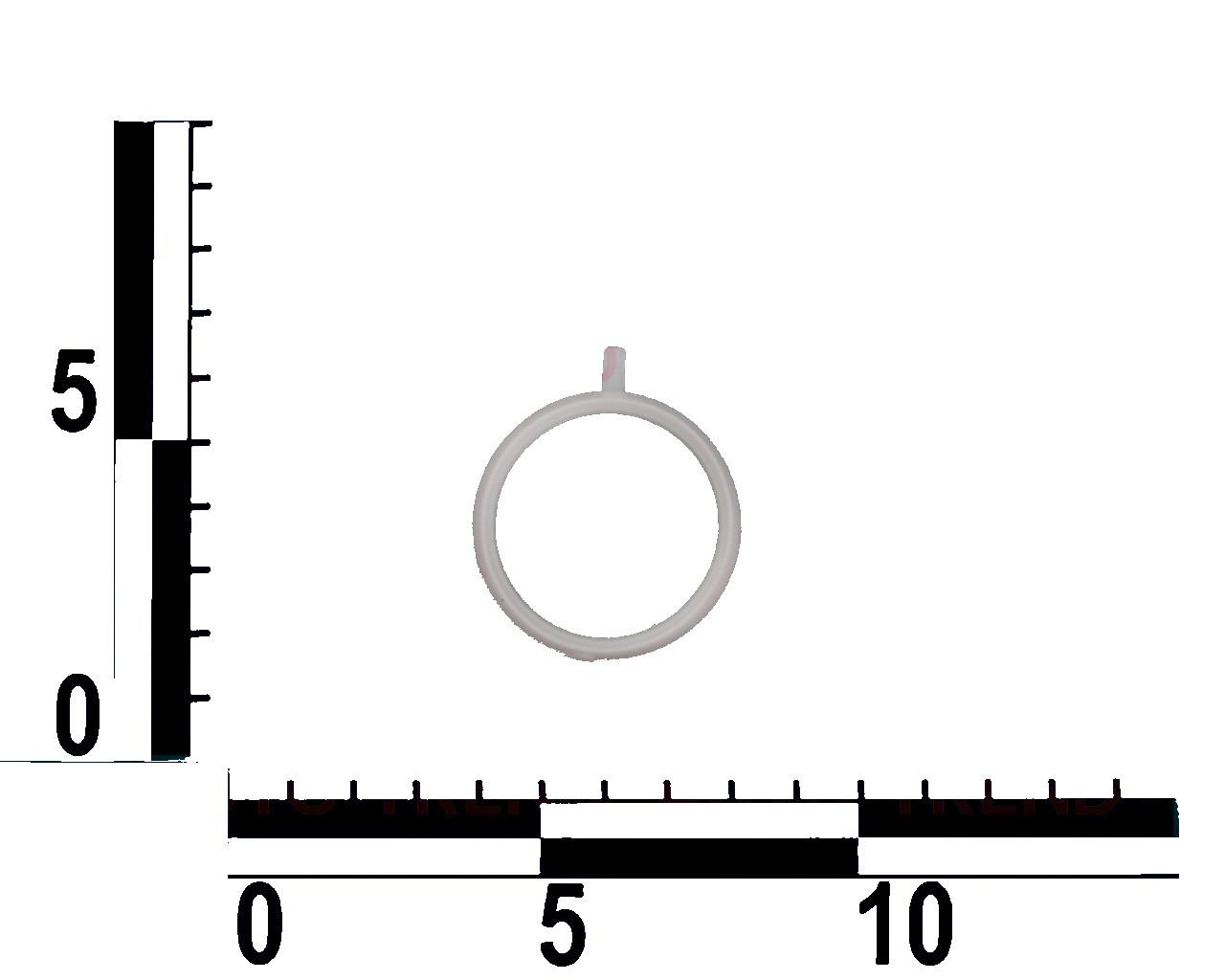 Уплотнитель газового канала коллектора 2110-2112,Приора