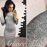 """Жіноче плаття """"Rondo"""" ангора В І, фото 4"""
