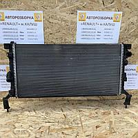 Радиатор охлаждения двигателя Renault Laguna 3 1.5 Dci 07-15р. (Рено Лагуна III) 214100004R