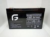 Аккумулятор 6V 12Ah FGET