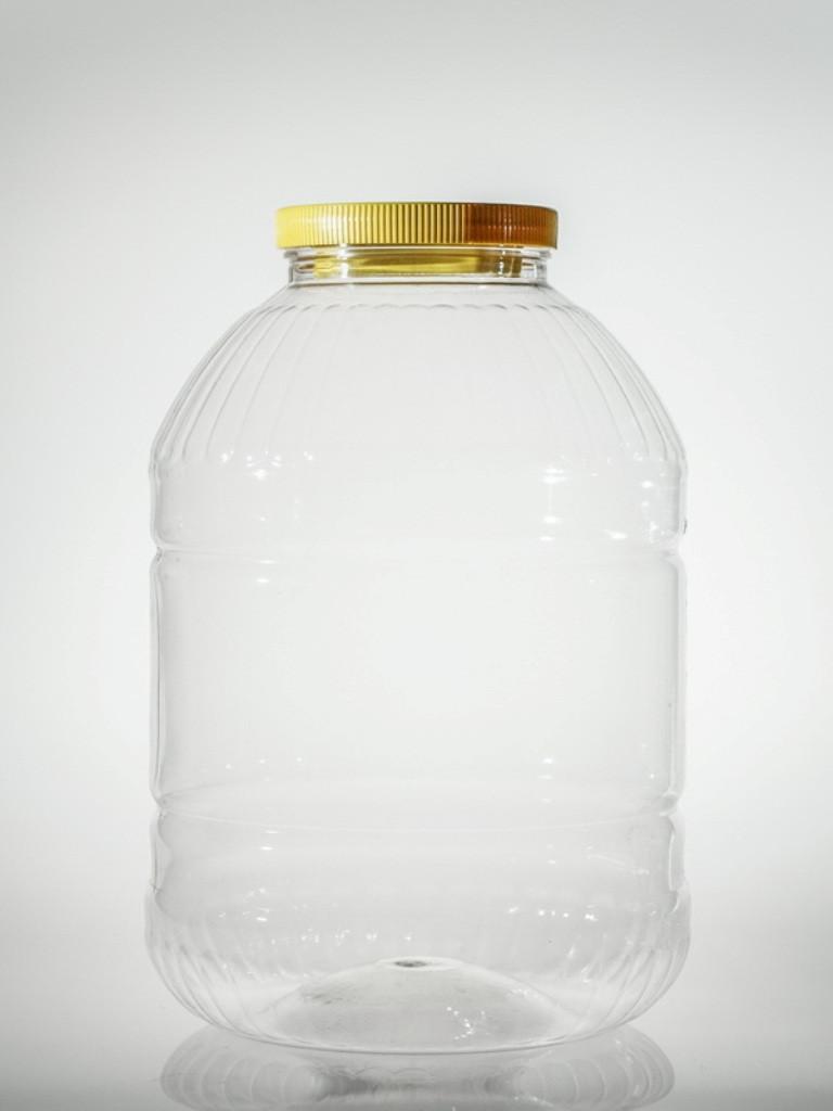 ПЕТ пляшка 10 літрів з кришкою