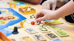 Настольные игры, творчество