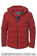 Куртка зимняя мужская HDGF 19-9933 бордо, фото 1