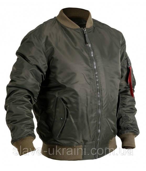 Куртка Лётная Chameleon MA-1 Olive