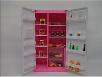 Детская мебель для кукол Gloria холодильник 94017