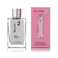 60 мл мини парфюм Dior Addict 2  - (Ж)
