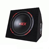 Сабвуфер активный Kicx GT-301BA