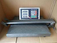 Весы торговые товарные 150-200 кг 30*40см веса электронные електронні ваги усиленные складские 300/350/500/600