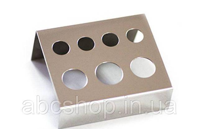 Подставка под колпачки (металическая)