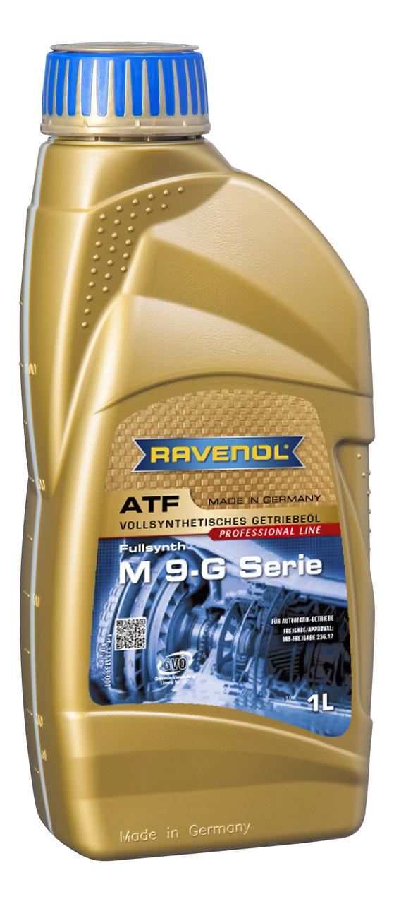 Масло RAVENOL ATF M 9-Serie 1л