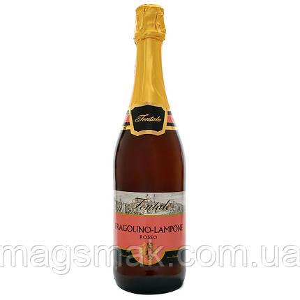 "Fontale ""Fragolino-Lampone Rosso"" Малина красное сладкое 0,75 л, фото 2"
